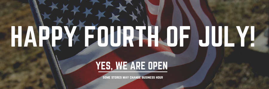 4th of July Business hours