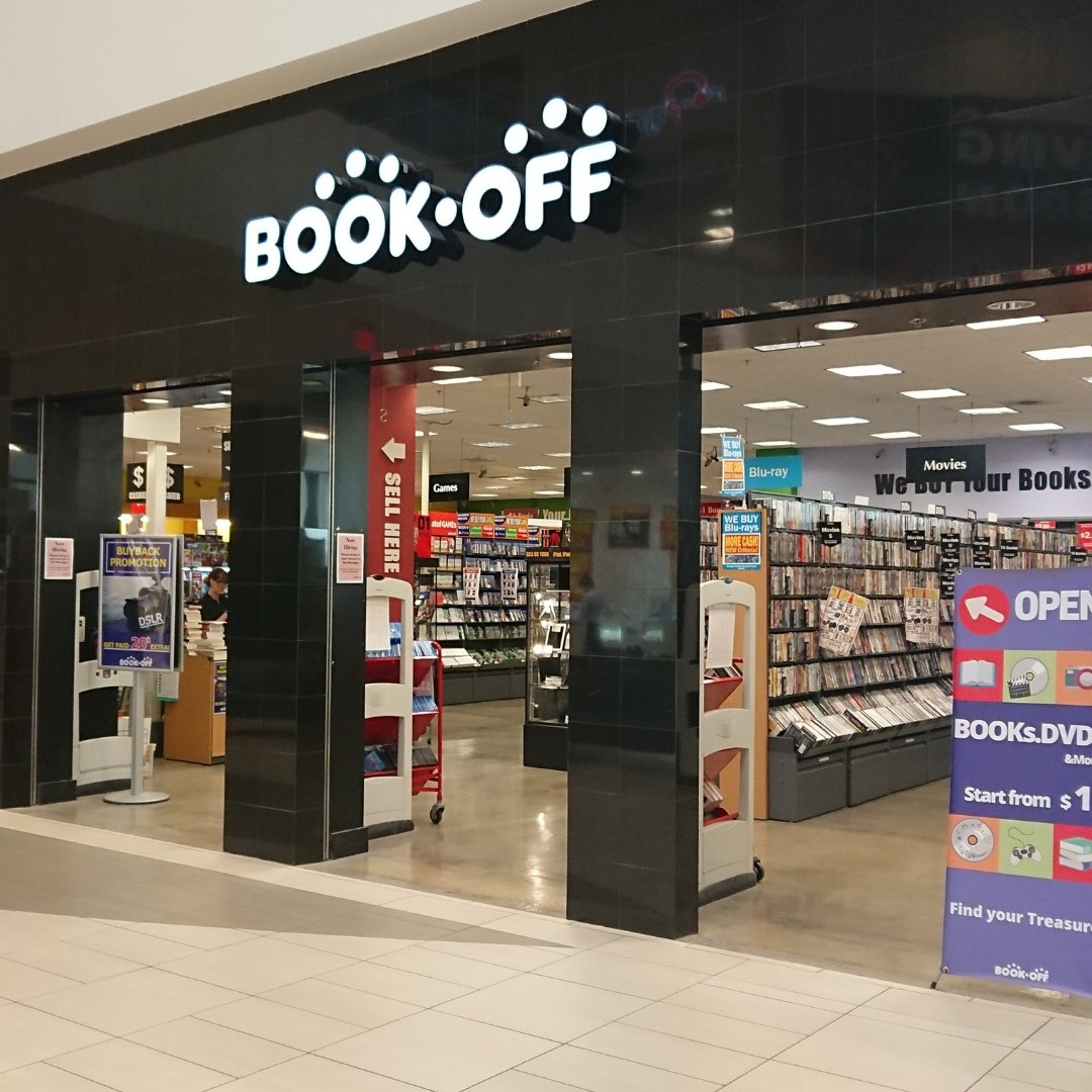 BOOKOFF DEL AMO FASHION CENTER STORE